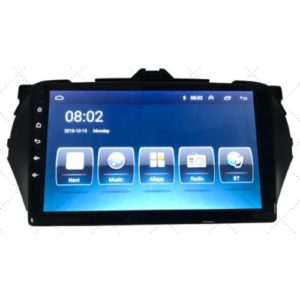 Ciaz touchscreen